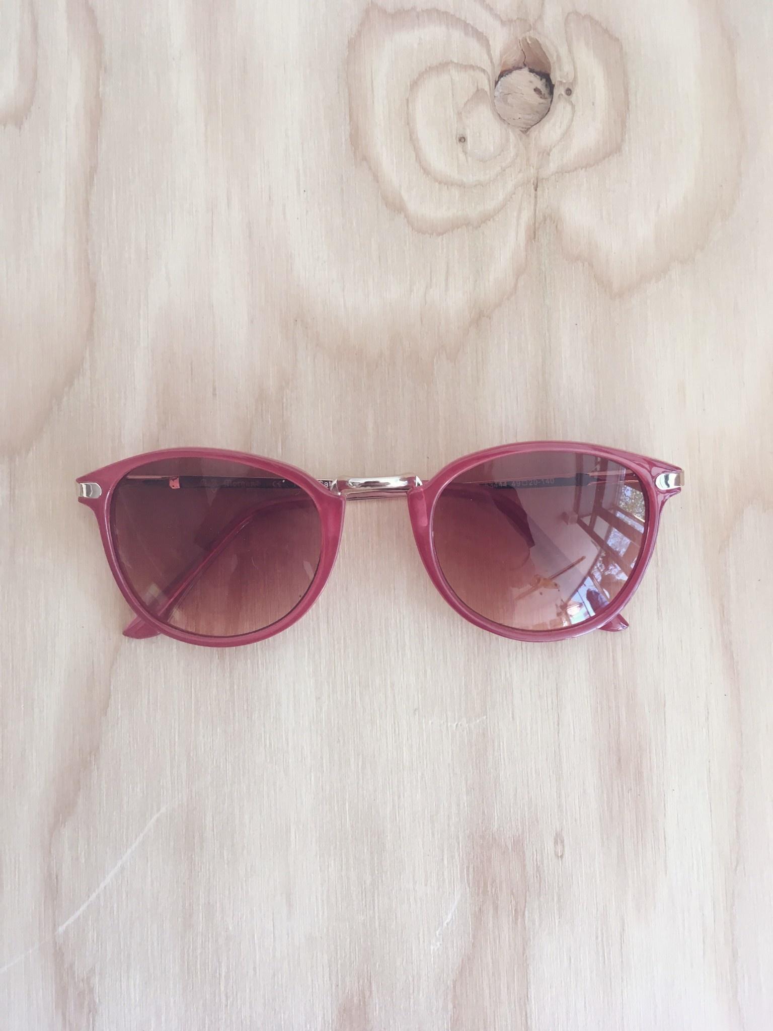 "A. J. Morgan ""Castro"" Sunglasses"