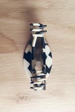 Chunks Checker Claw Clip