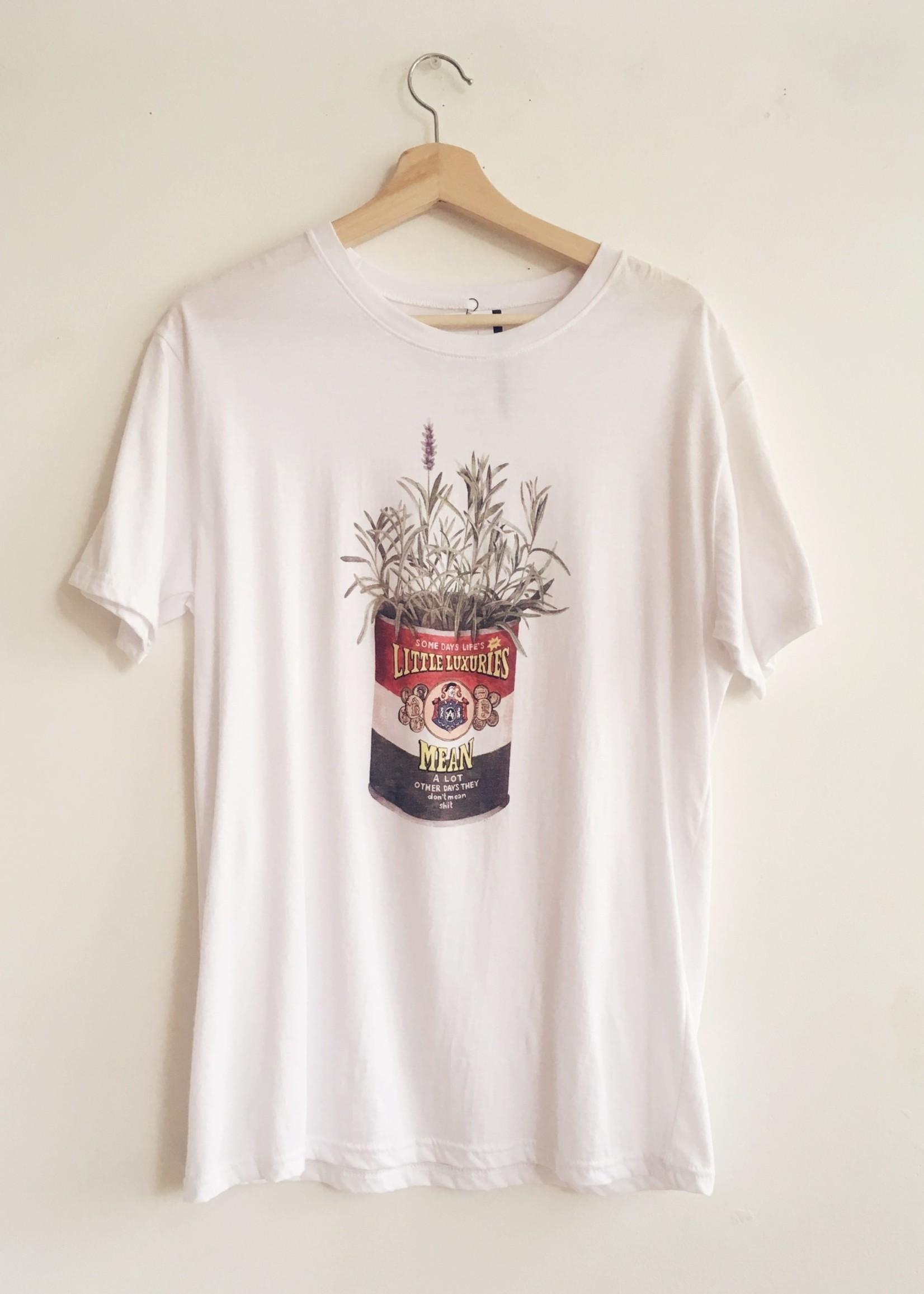 Stay Home Club Little Luxuries T-shirt