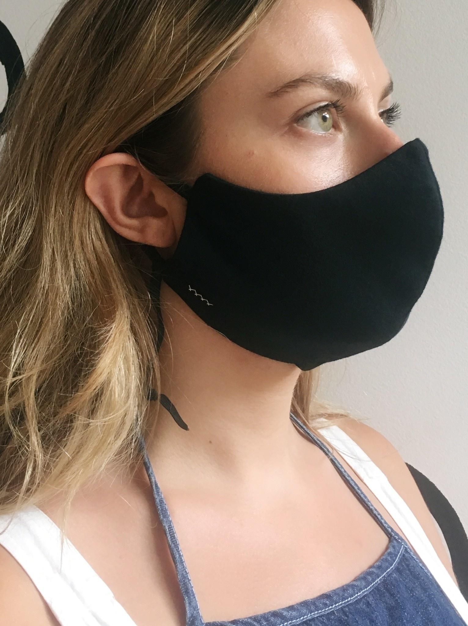 Bonnetier Cotton Face Mask