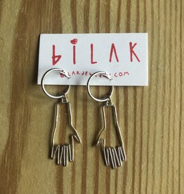 "Bilak Jewellery BILAK ""1st Hand"" Earrings"