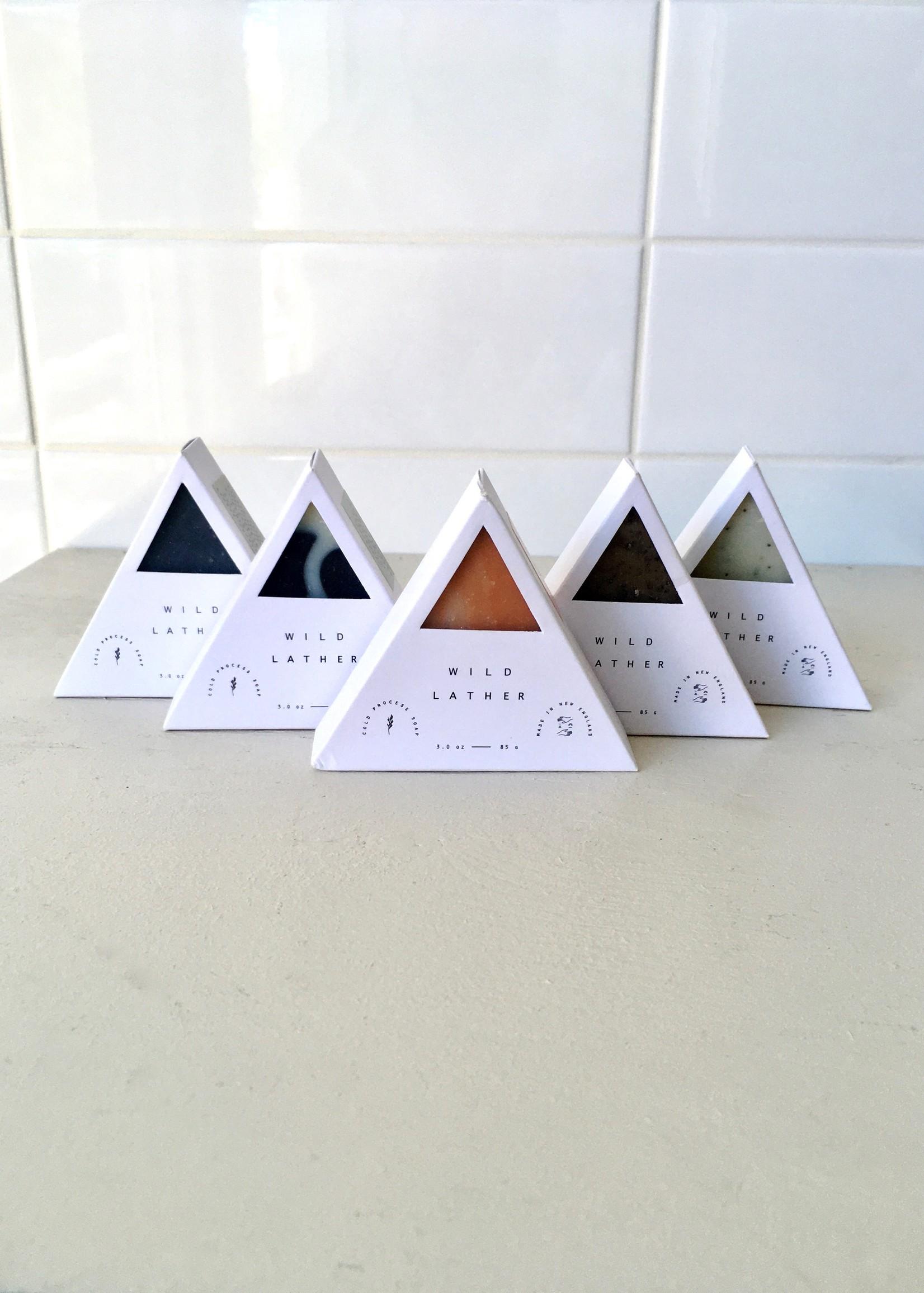 Wild Lather Savons Triangle