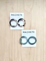 Machete Mini Isla Side Hoops