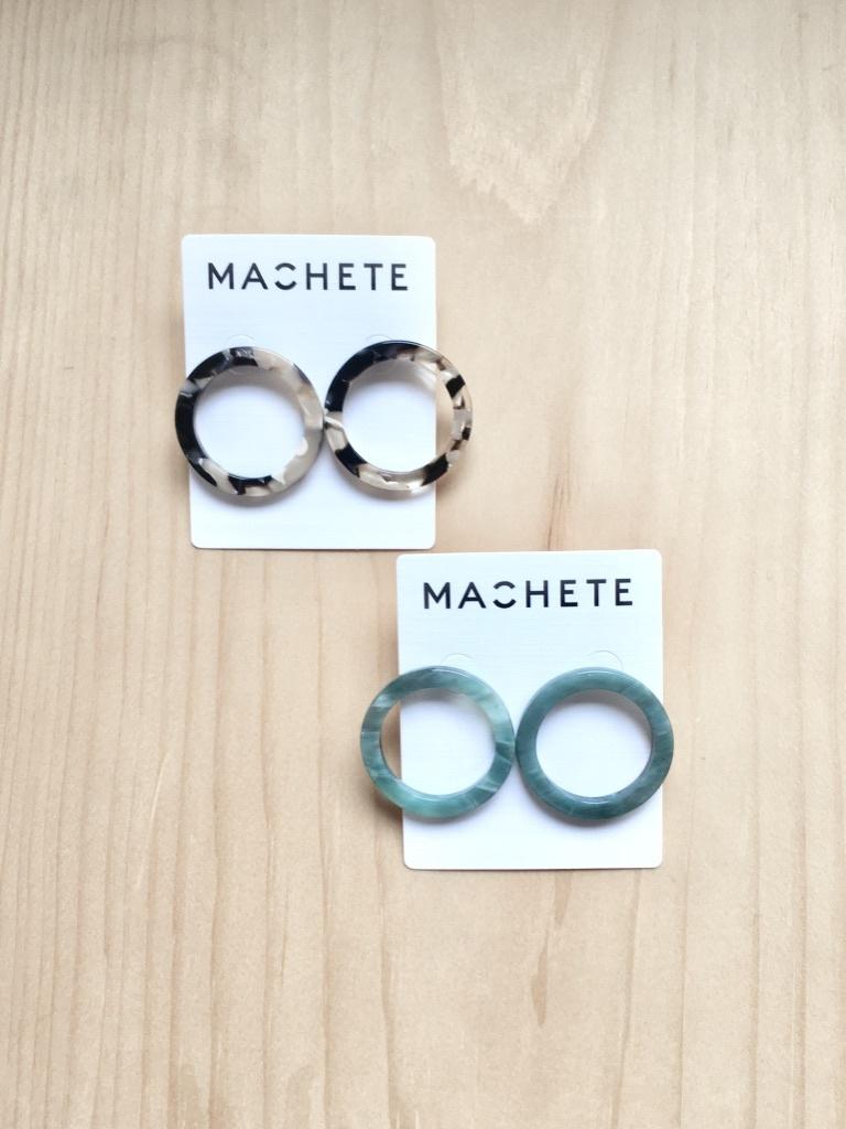 "Machete Anneaux latéral ""Mini Isla"""