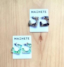 "Machete Anneaux ""Atlas"""