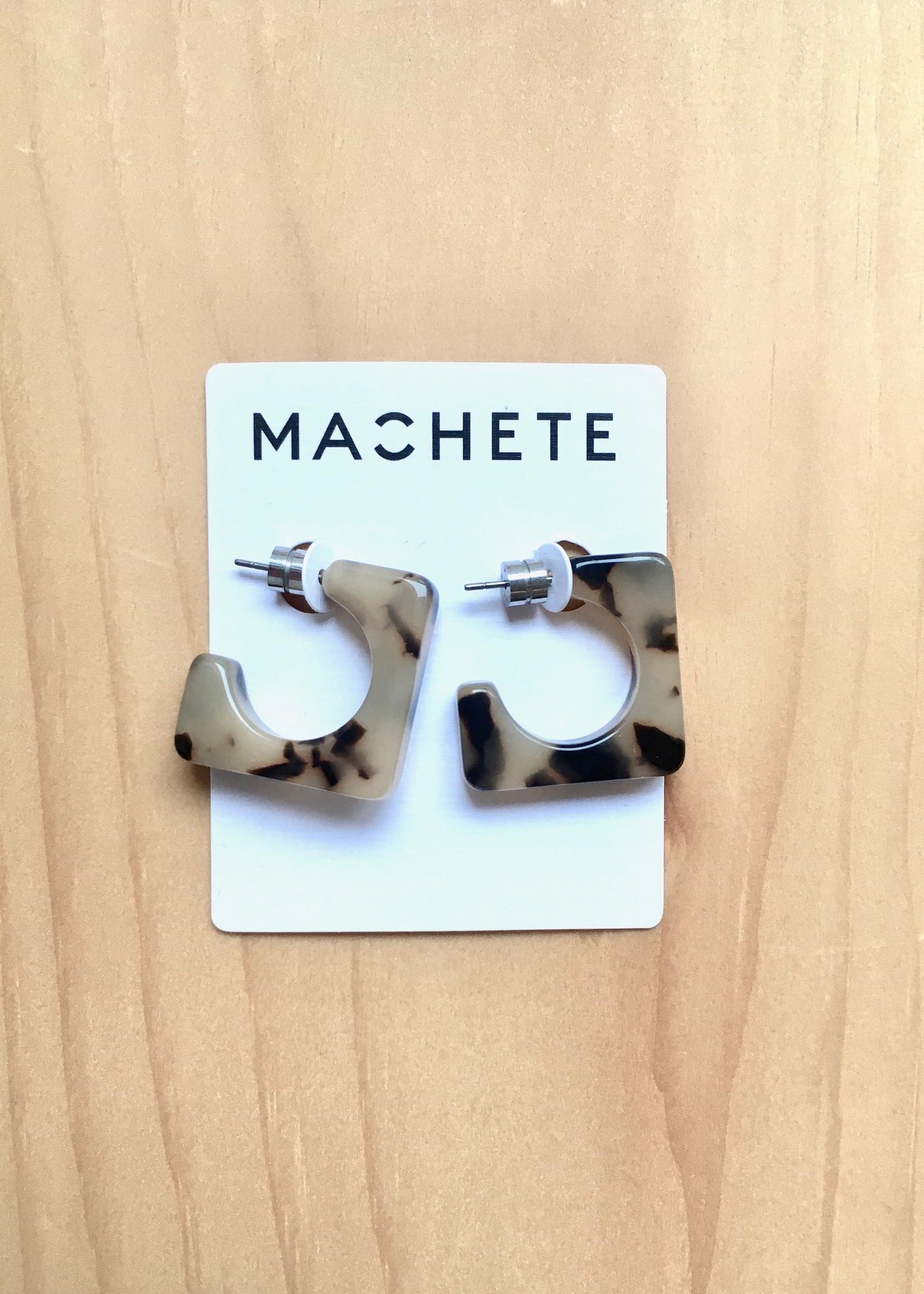 Machete Atlas Hoops