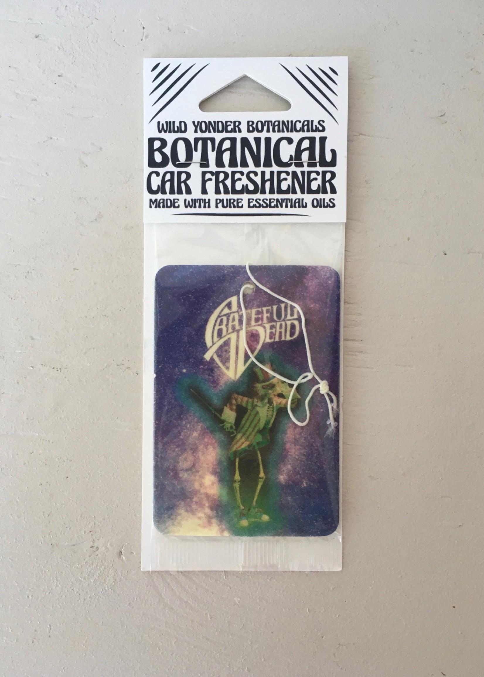Wild Yonder Botanicals Car air freshener