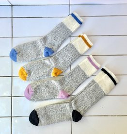 XS Unified Wool Camp Socks