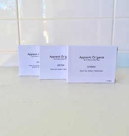 Apprenti Organik Herbal Soap