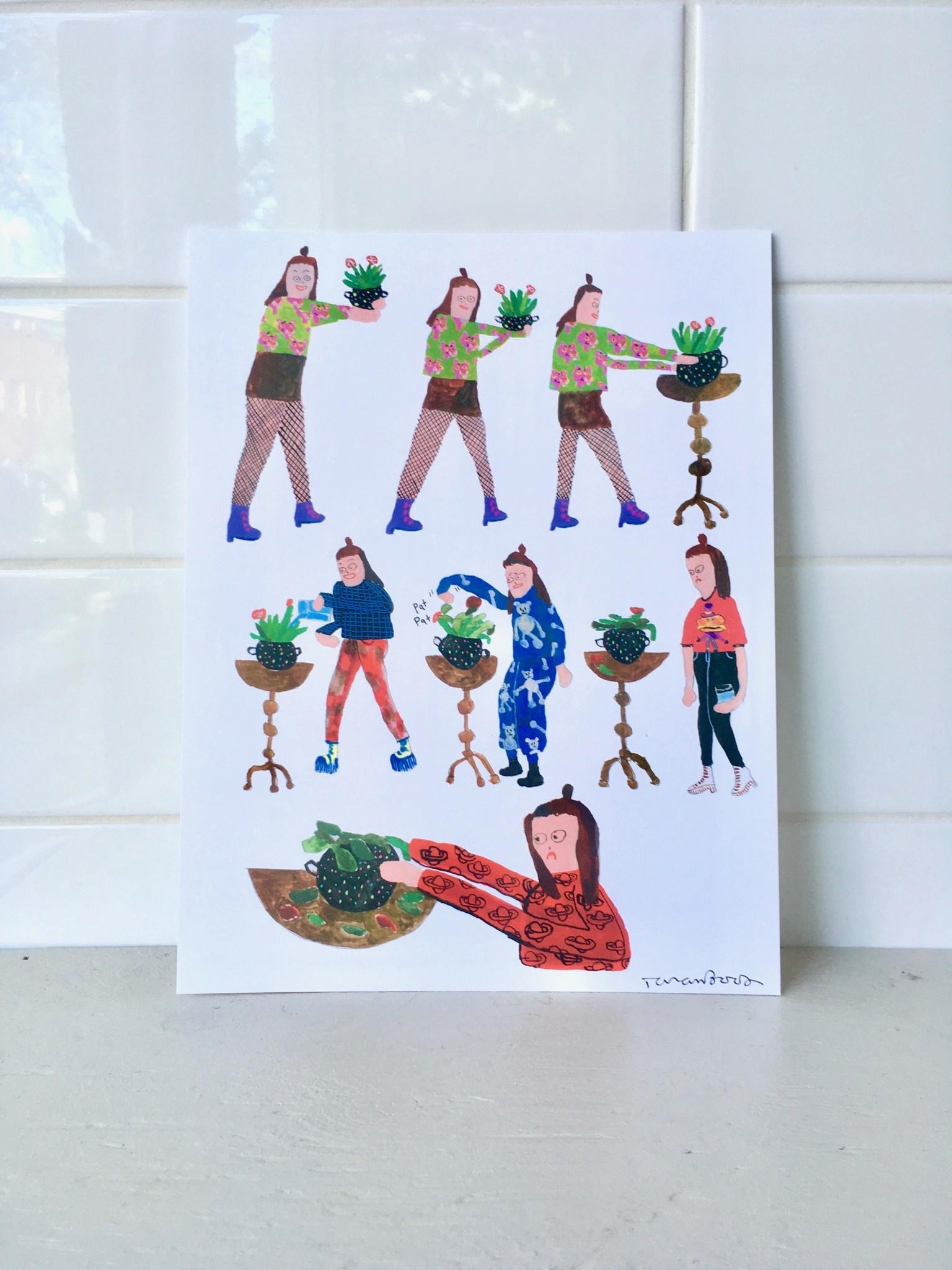 Tara Booth Affiche de Tara Booth