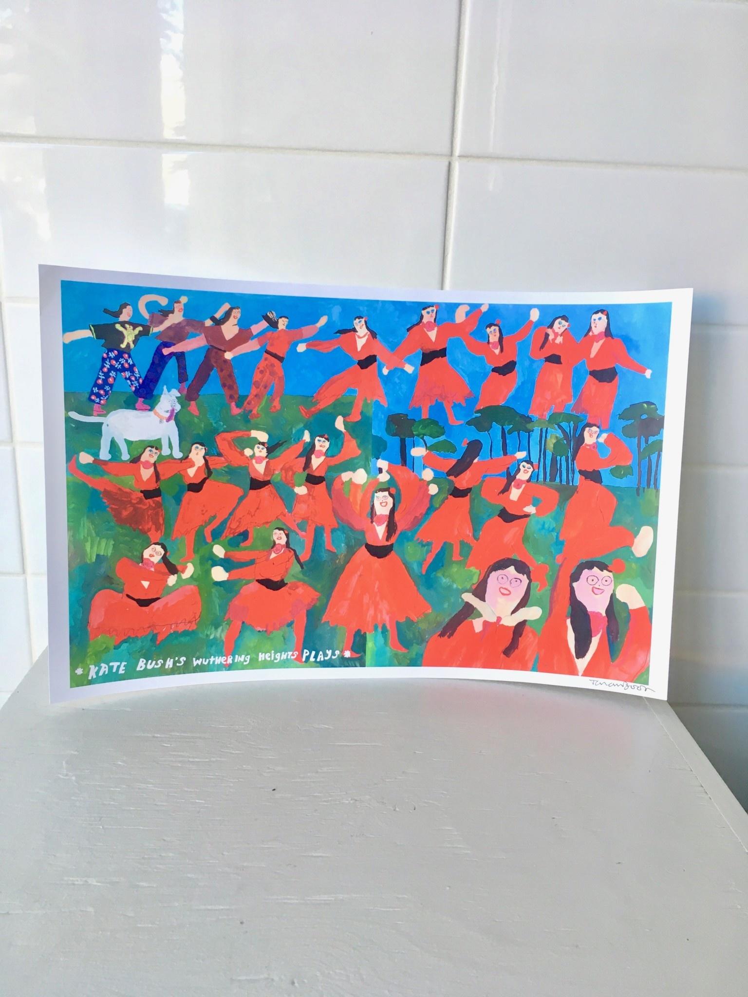 Tara Booth Grande Affiche de Tara Booth