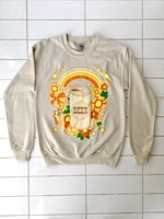 Rosehound Apparel Beer Flower Sweatershirt
