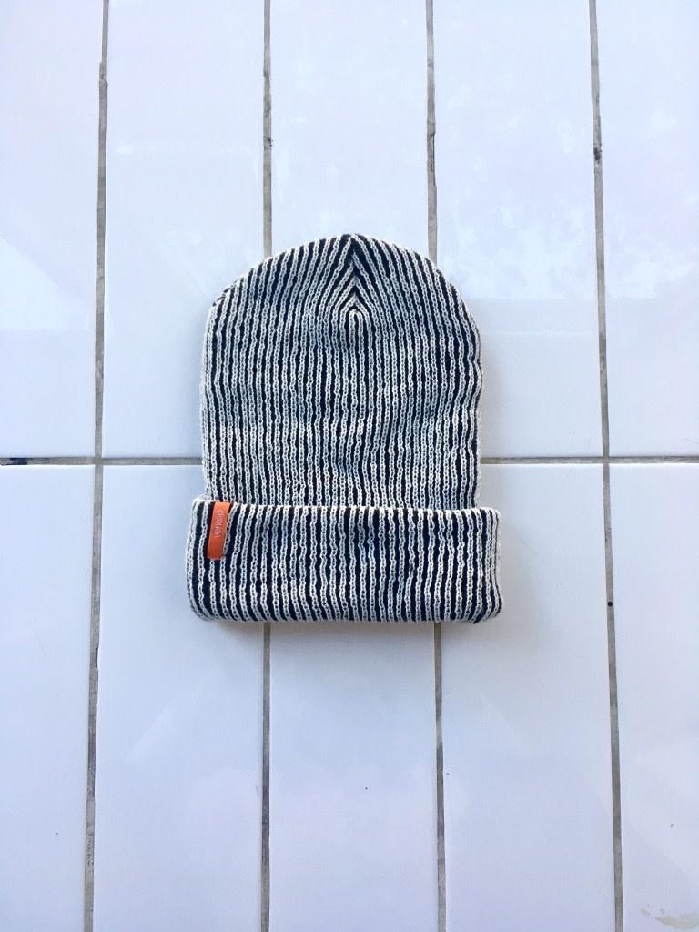 Verloop Tuque tricot côtelé