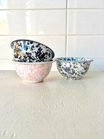 Crow Canyon Home Small Enameled Bowls