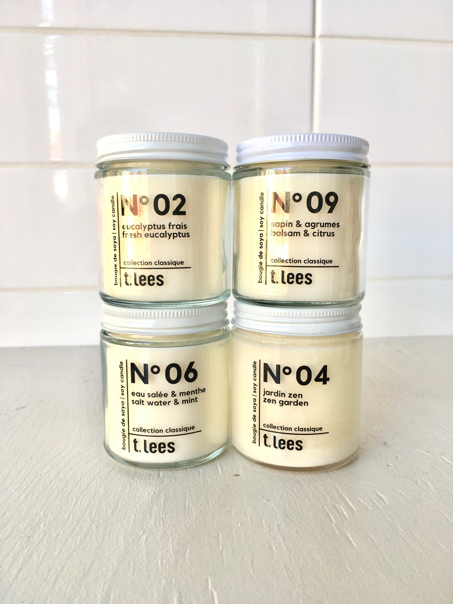 T. Lees Co. T. Lees Soy Candle 4oz