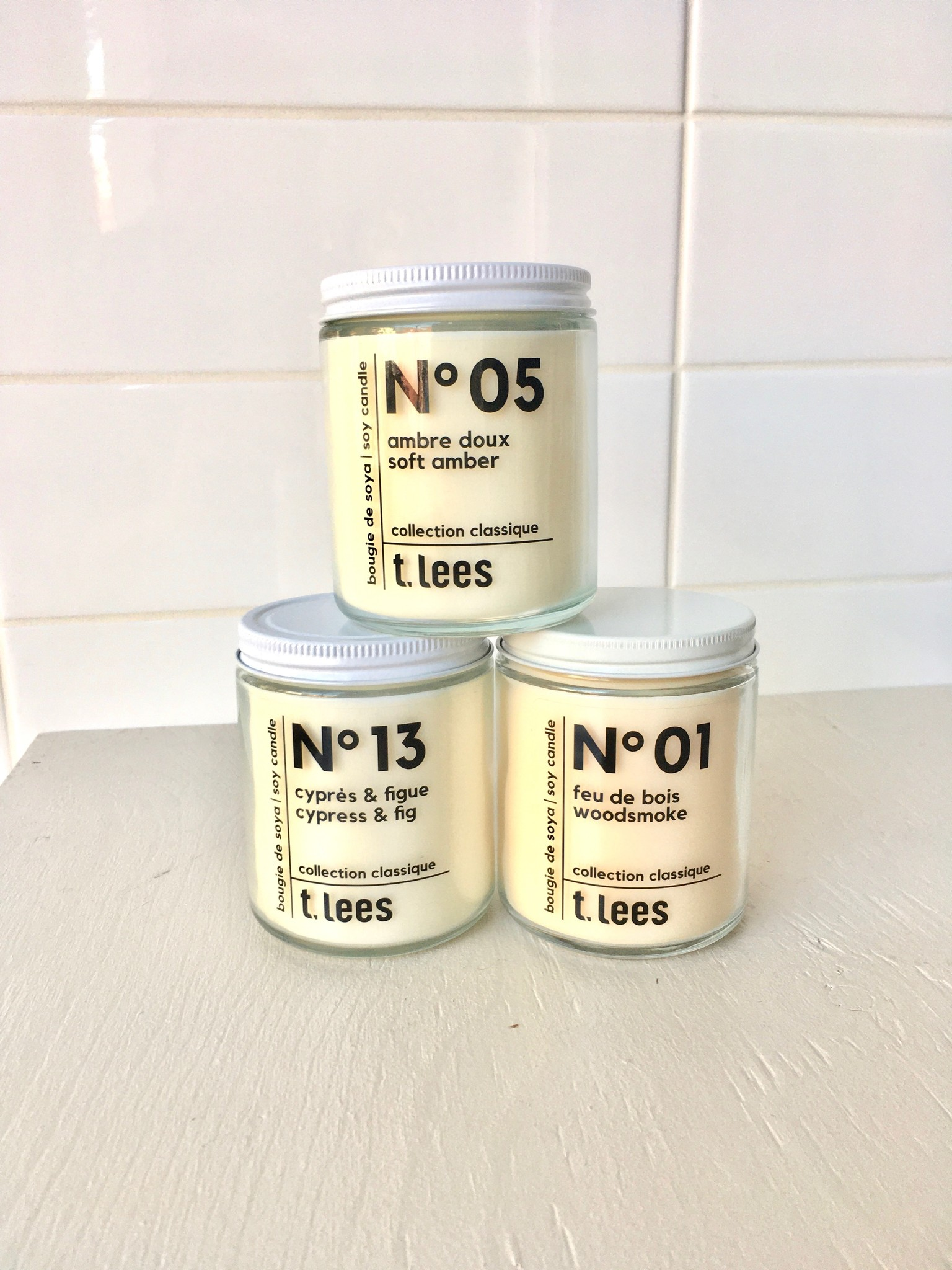 T. Lees Co. T. Lees Soy Candle 8oz