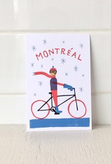 Paperole Postcard by Paperole