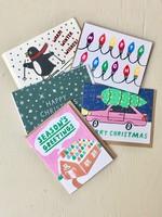 Wrap Stationery Carte de souhait saisonnières