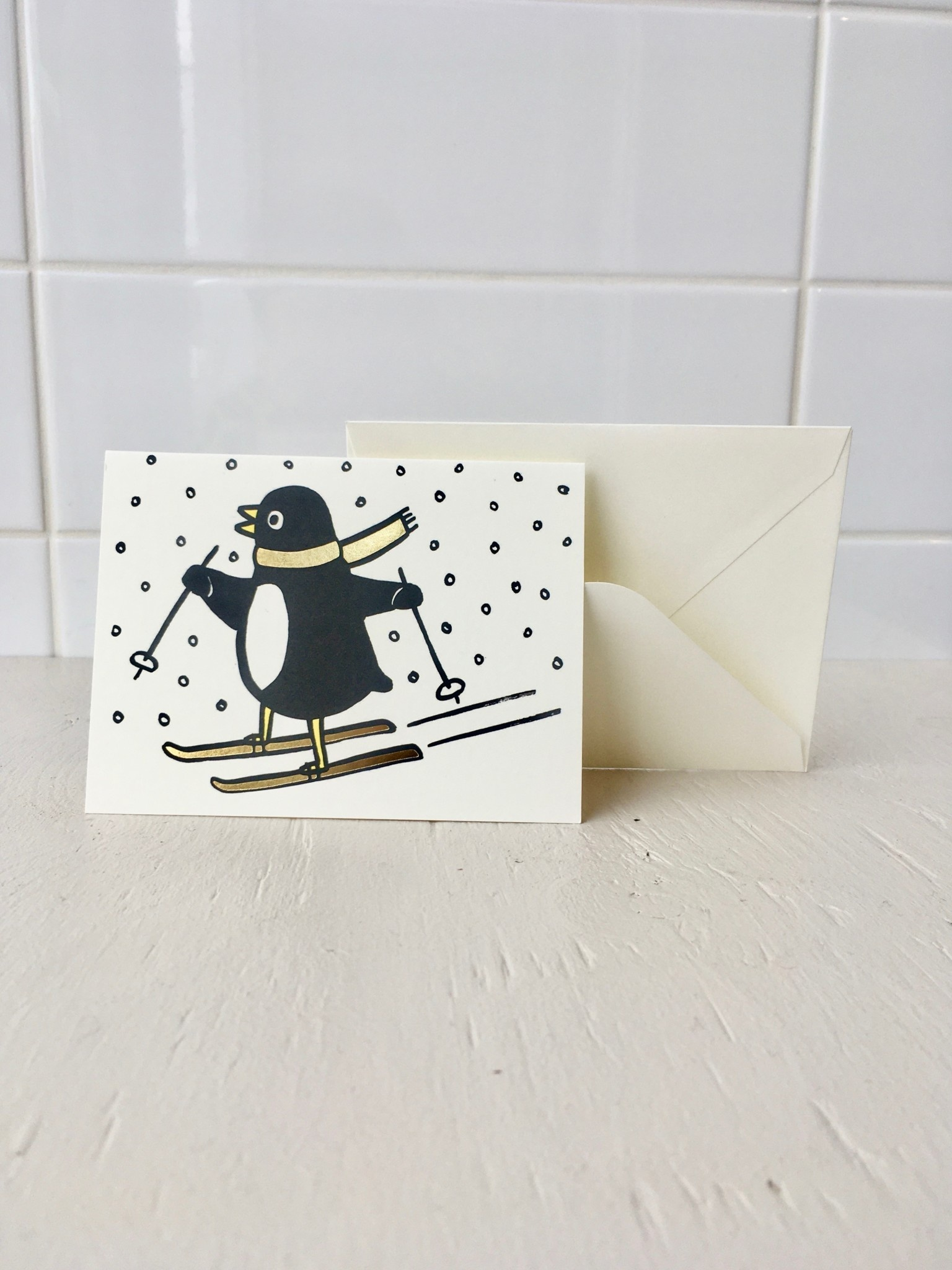 Wrap Stationery Mini Seasonal Greeting Cards