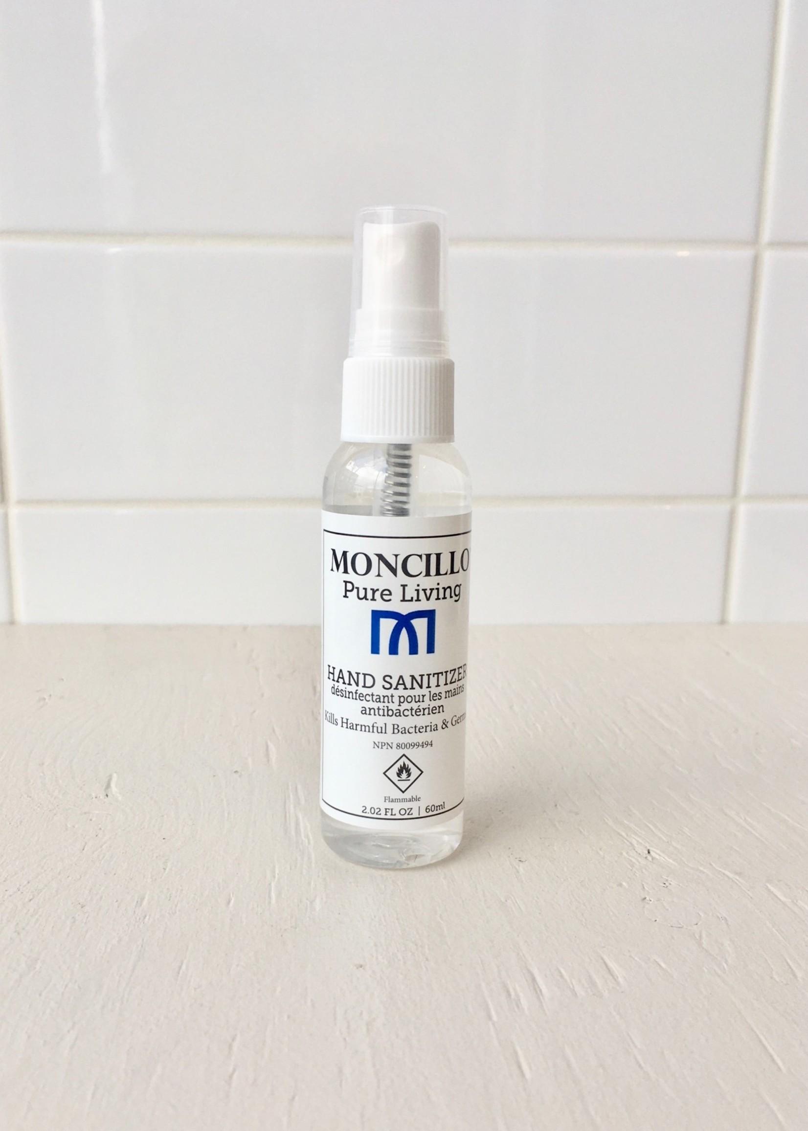 Moncillo 2oz Spray Hand Sanitizer