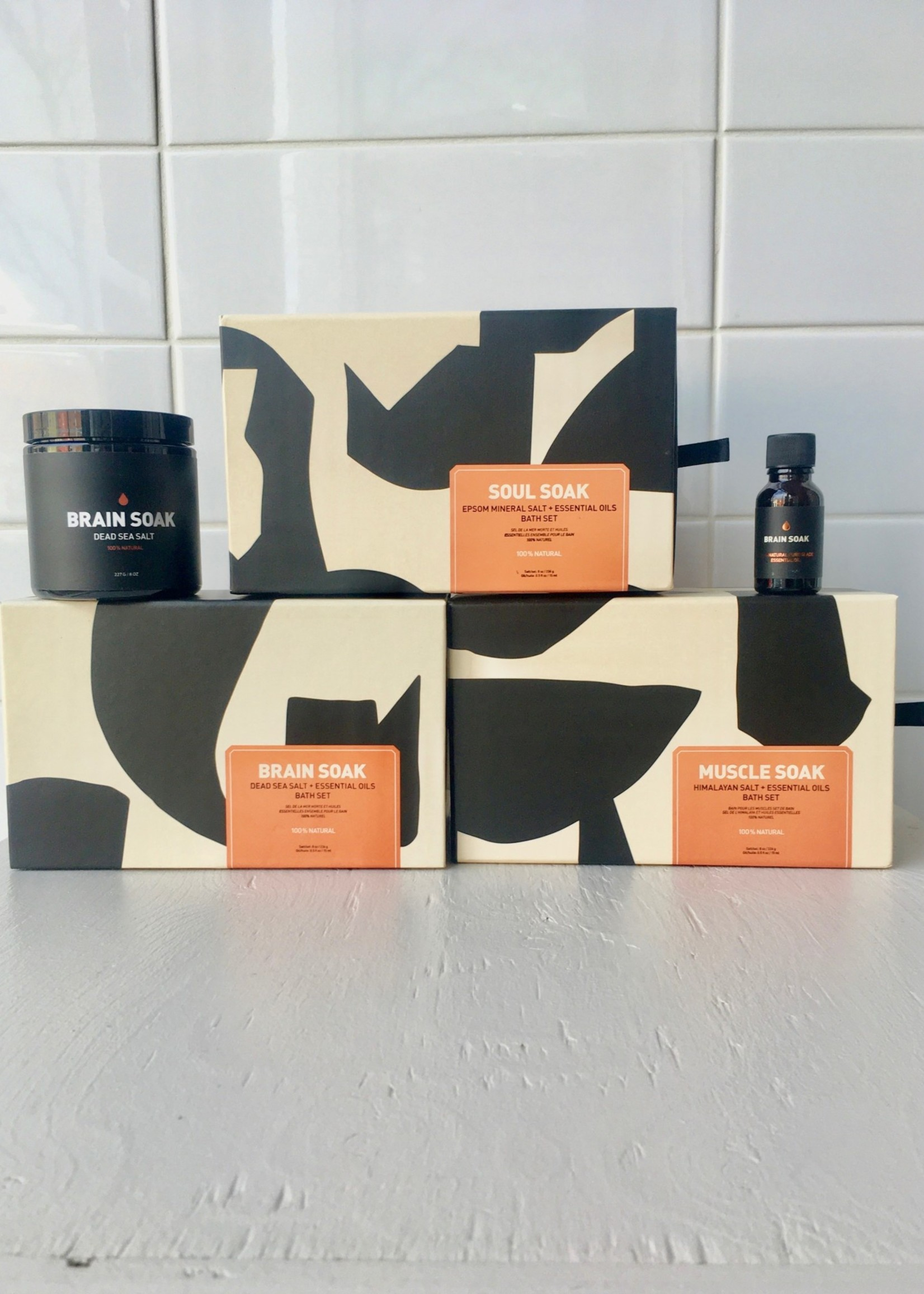 Way of Will Kit de bain
