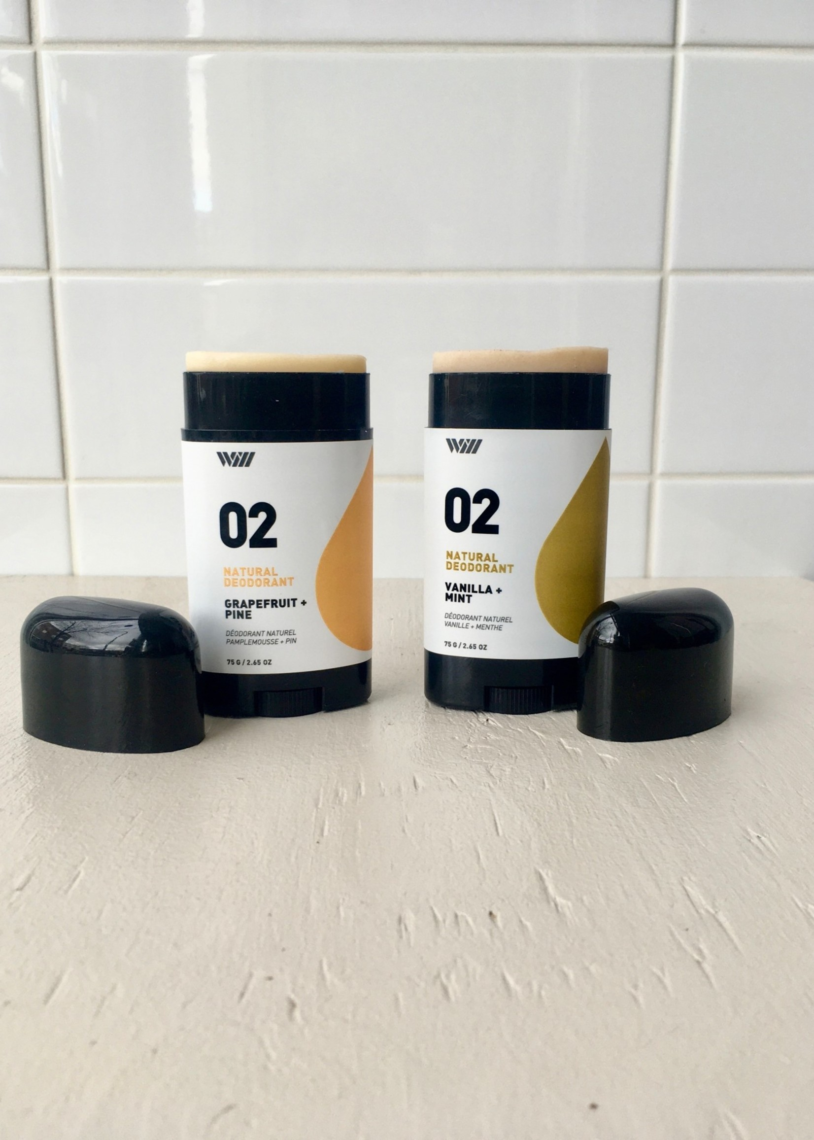 Way of Will All-natural Deodorants
