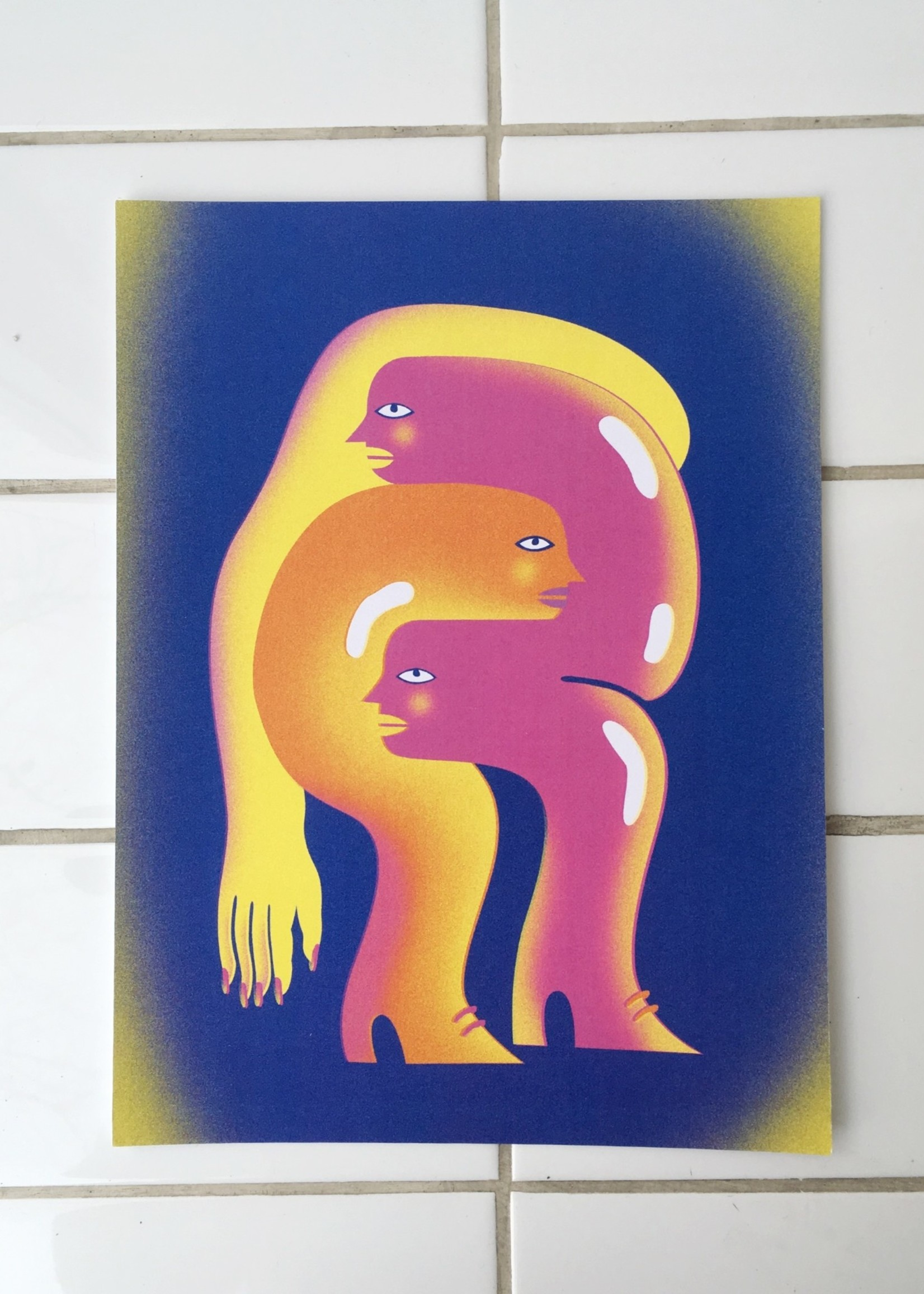 """Isadora-Ayesha Lima Isadora-Ayesha Lima Prints - 10.5"""" x 8"""""""