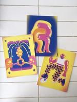 Isadora-Ayesha Lima Affiches d'Isadora-Ayesha Lima - 26cm x 20cm