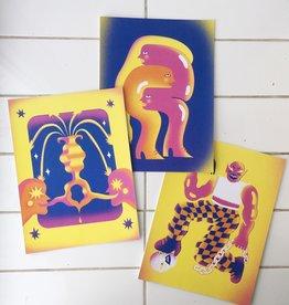 Isadora-Ayesha Lima Posters by Isadora-Ayesha Lima