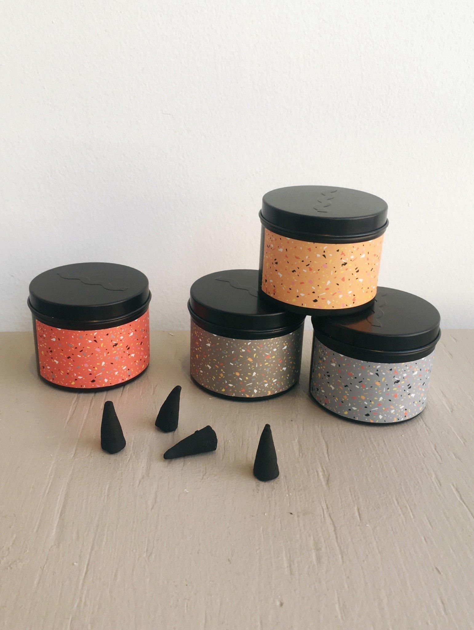 Pretti Cool Incense Cones