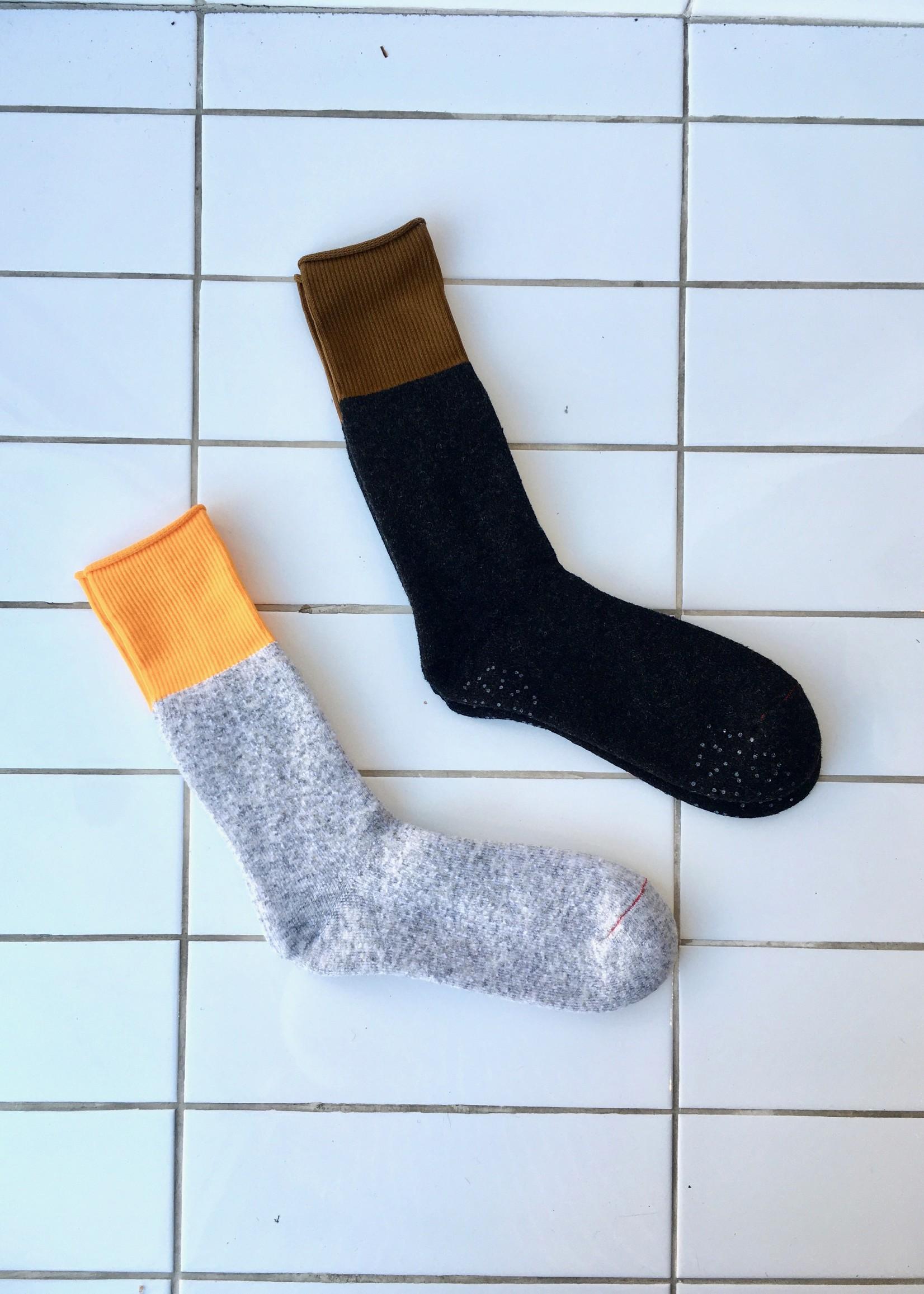 Rototo Double Face Thermal Fleece Socks