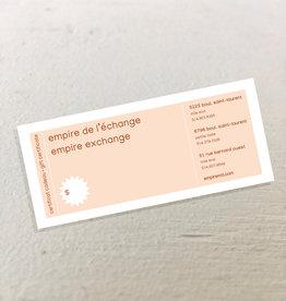 Empire Exchange Empire Exchange Gift Certificate