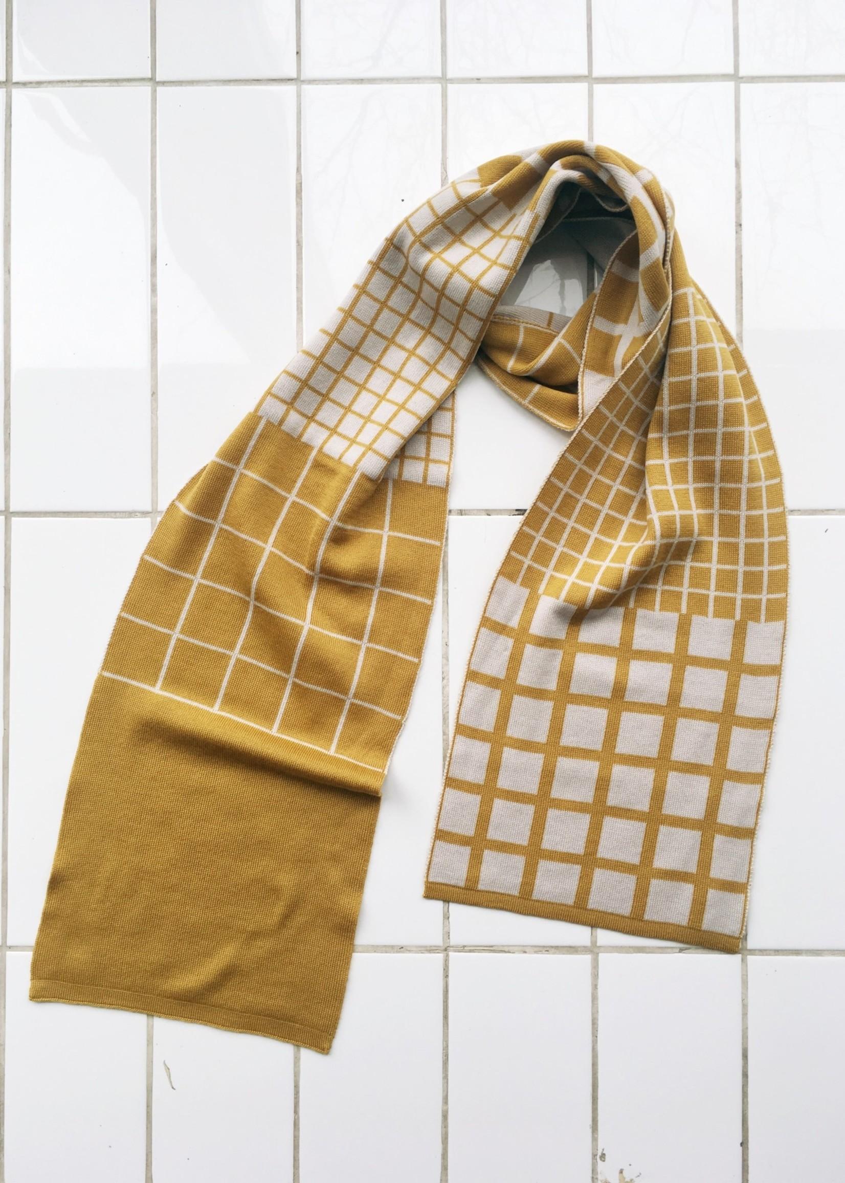 """Olula Écharpe """"Kyoto"""" en laine merino"""