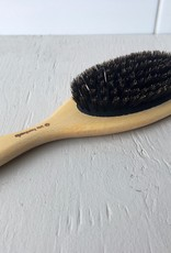 Iris Hantverk Brosse à cheveux poil de sanglier ovale
