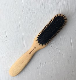 Iris Hantverk Boar Bristle Hairbrush - Rectangular