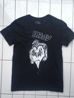 Les Roches Qui Roulent T-shirt Bisou Noir