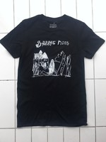 Les Roches Qui Roulent T-shirt Sabbat Noir