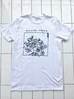 Les Roches Qui Roulent Nouvel Ordre T-shirt