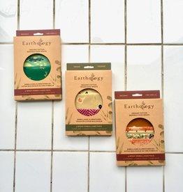 Earthology Emballage réutilisable en cire