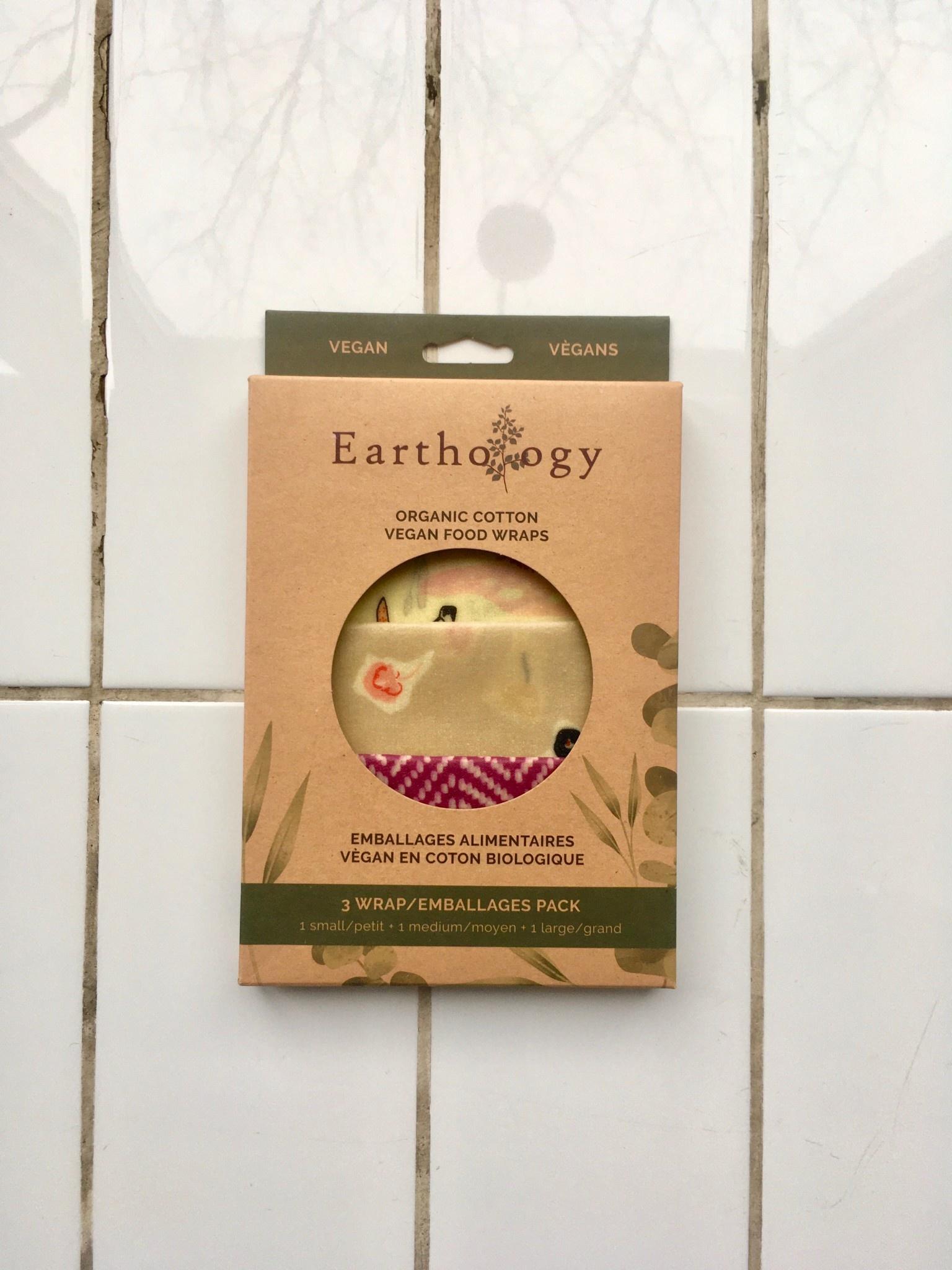 Earthology Reusable Wax Wrap