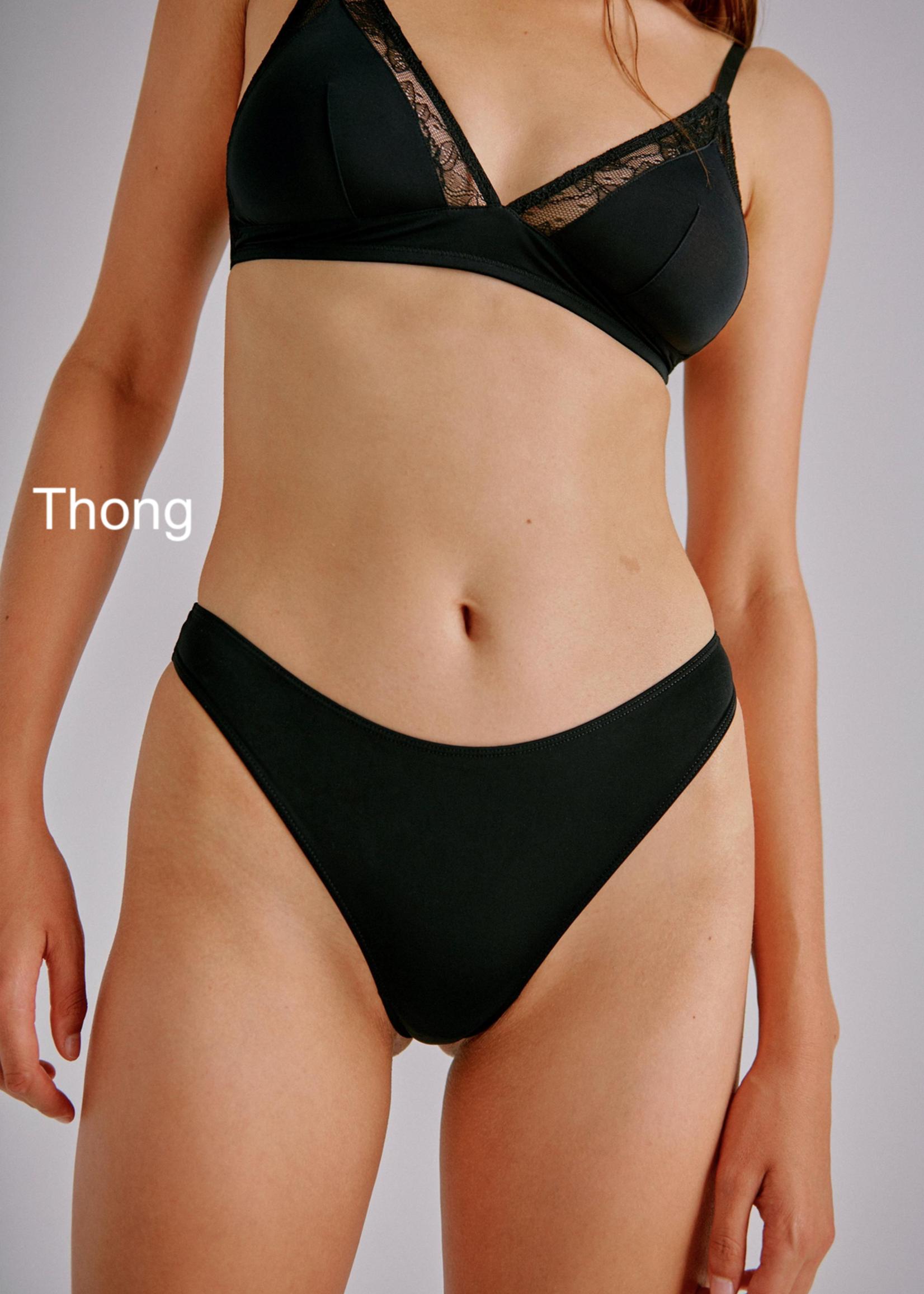 Blush Lingerie Microfiber Underwear