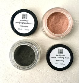Reassembly Botanicals Masque pour le visage en poudre