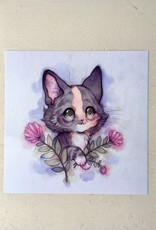 """Forever Softcore Cute Animal Print -  8.5"""" x 8.5"""""""