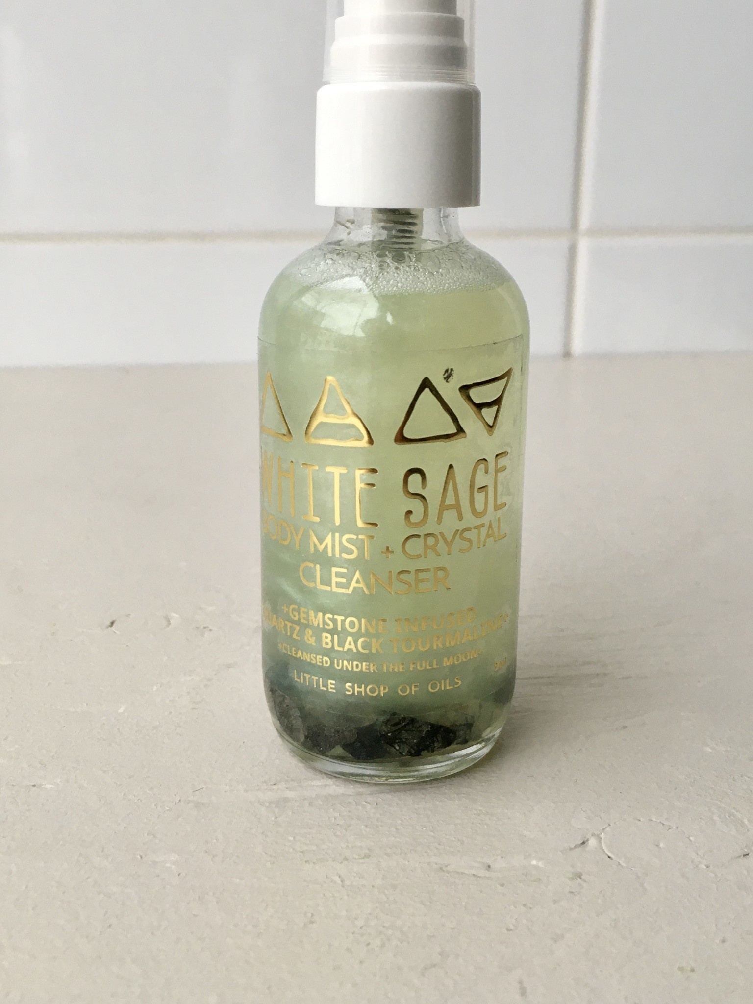 Little Shop of Oils Parfum pour le corps et les cheveux