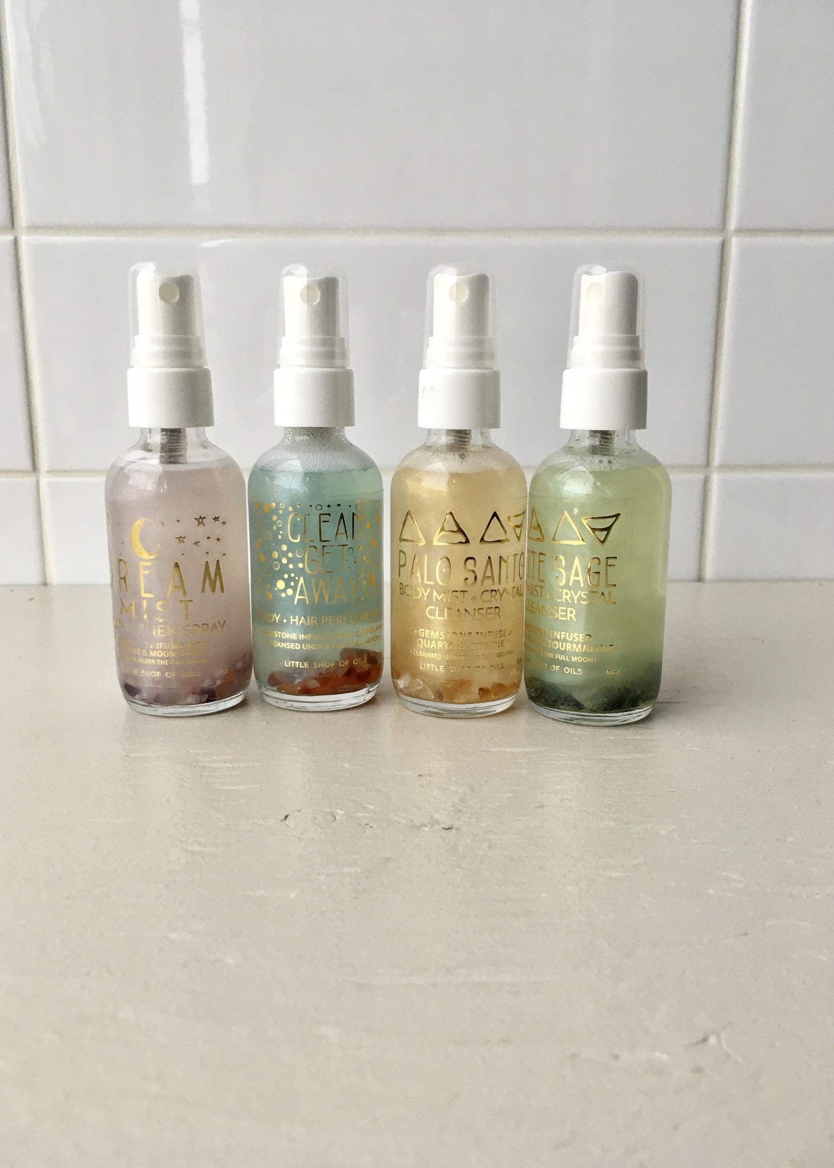 Little Shop of Oils Parfums pour le corps et les cheveux