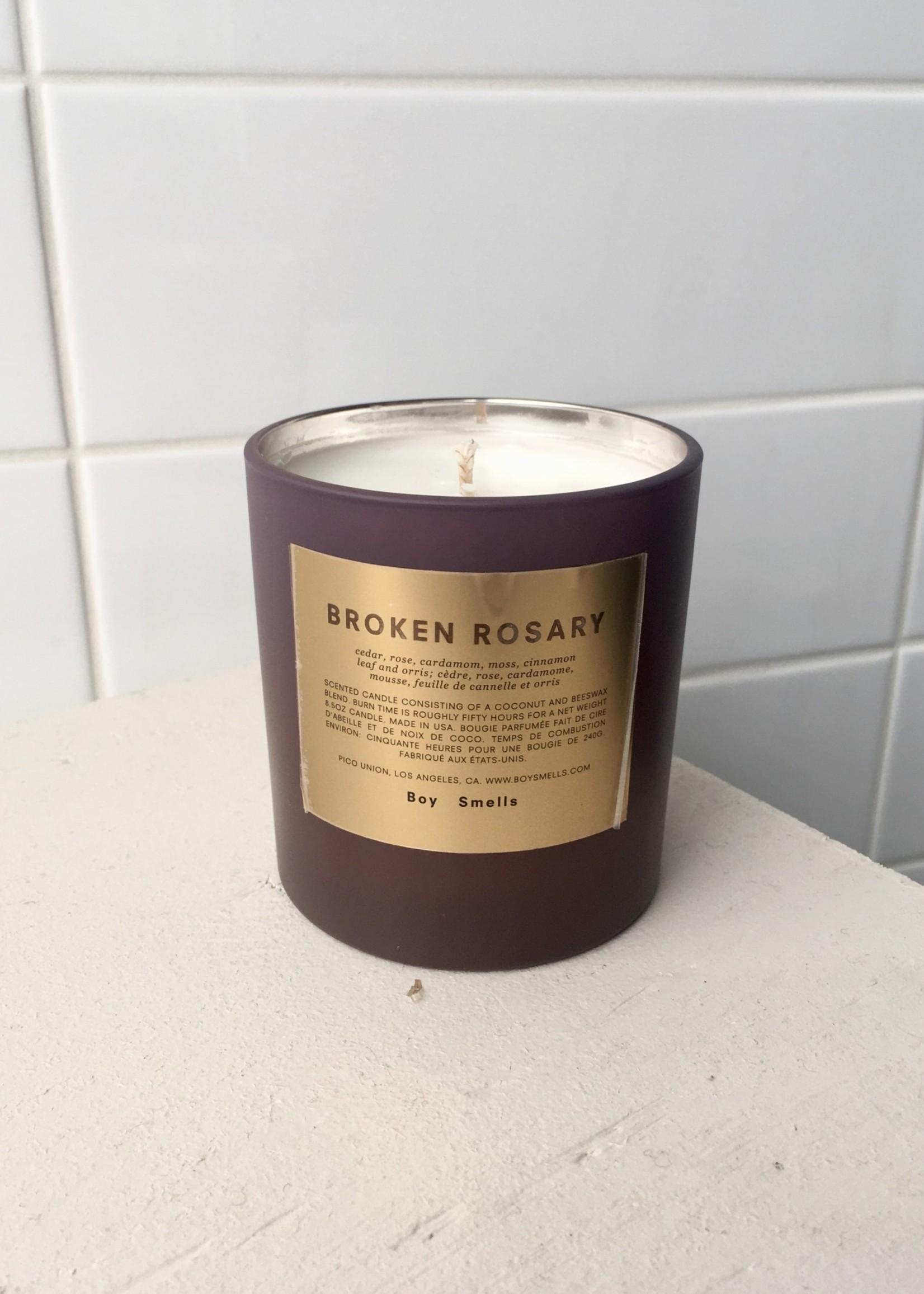 Boy Smells Rituals Candles