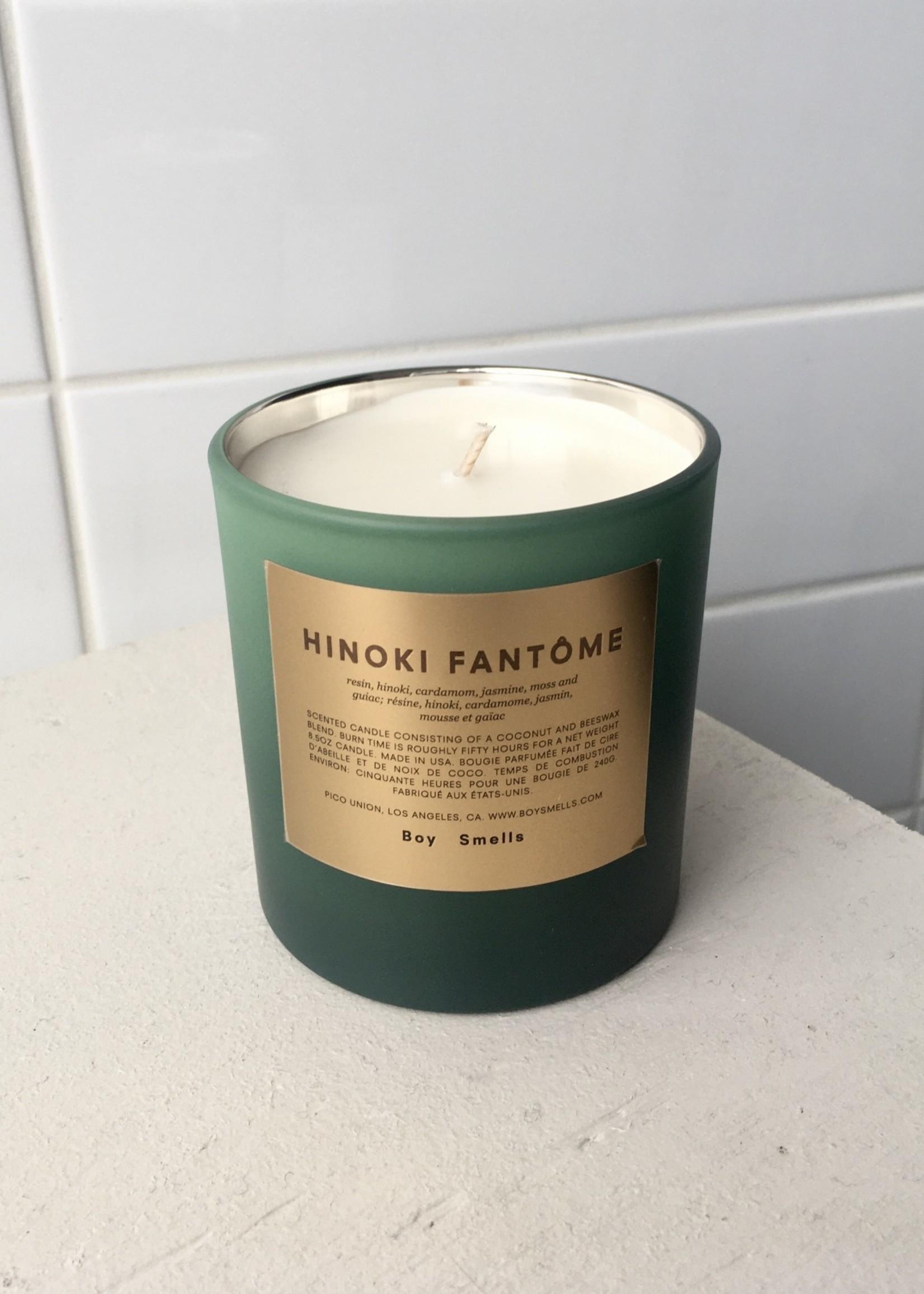 Boy Smells Bougies Rituals