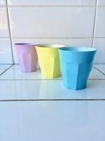 Duralex Gobelets de couleur pastel