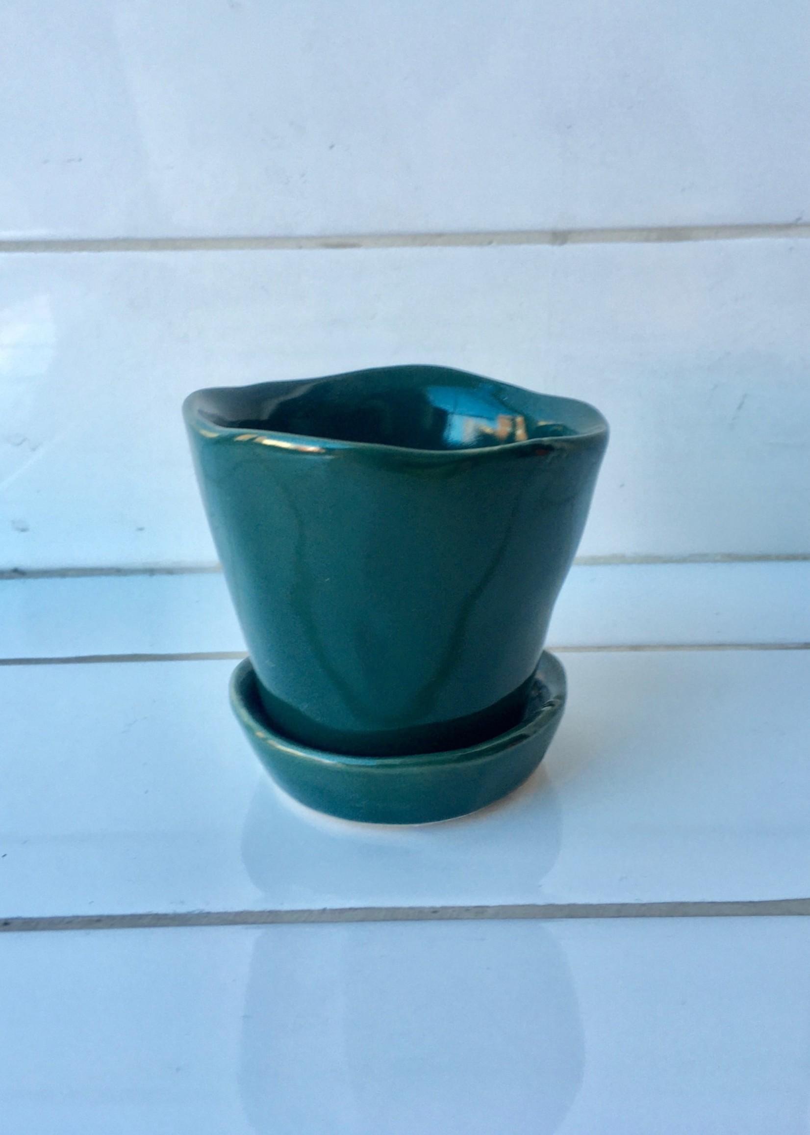 Chive Tika Small Plant Pots