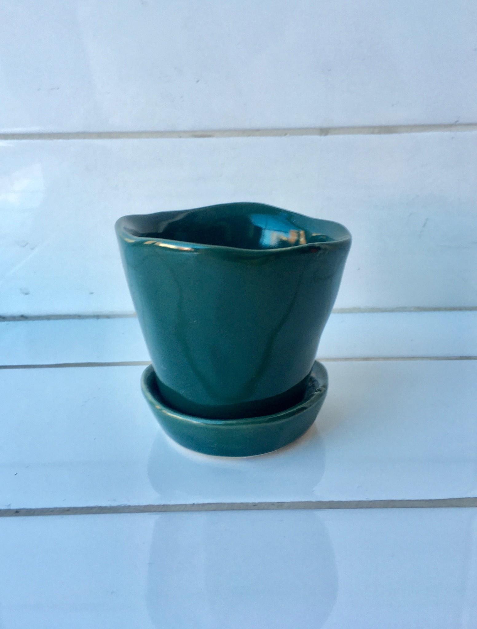 Chive Tika Small Plant Pot